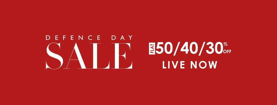 Ittehad - Defence Day Sale