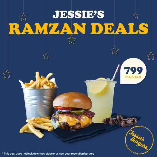 Jessie's - Ramzan Deal