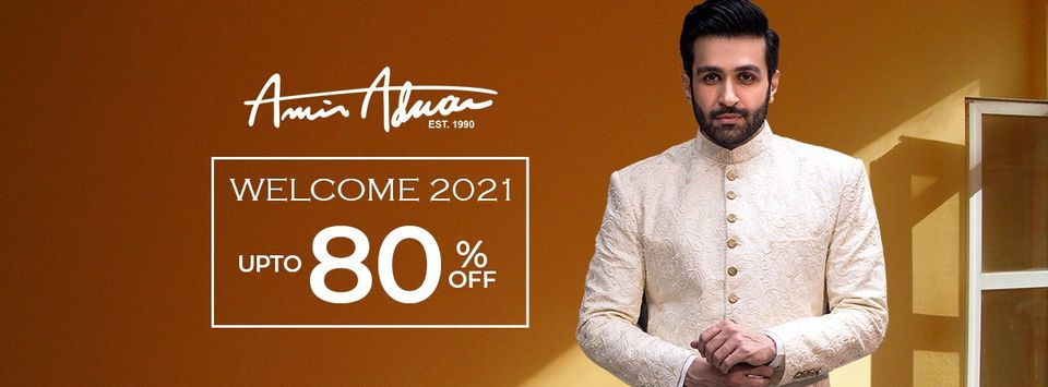 Amir Adnan - Welcome 2021 Sale