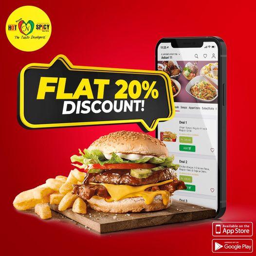 Karachi Hot N Spicy - Exclusive Discount