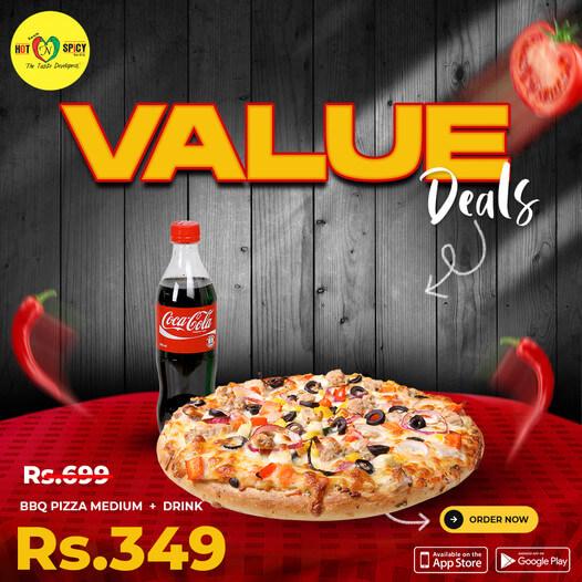 Karachi Hot N Spicy - Value Deal