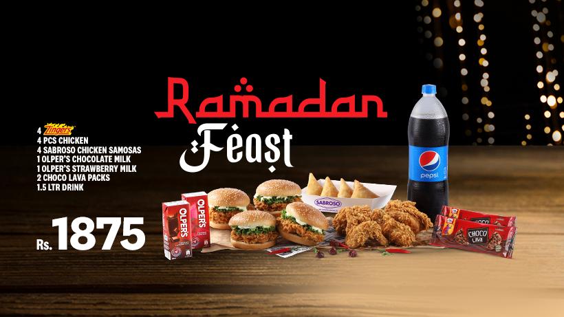 KFC - Ramzan Deal