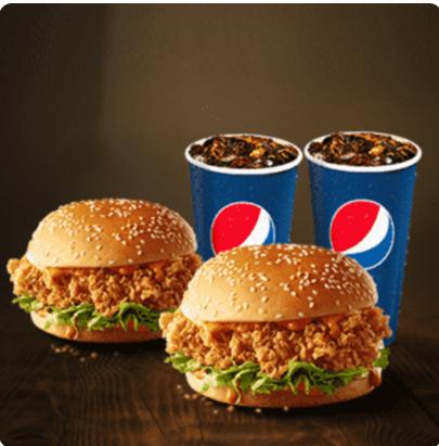 KFC - Midnight Deal