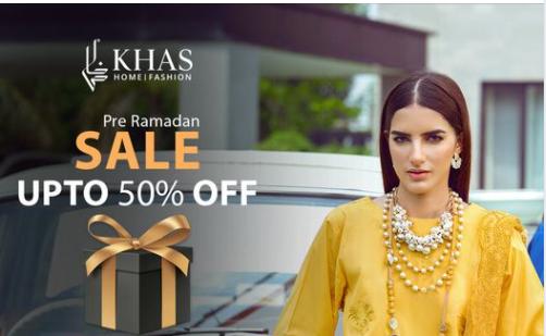 Khas Stores - Ramzan Sale