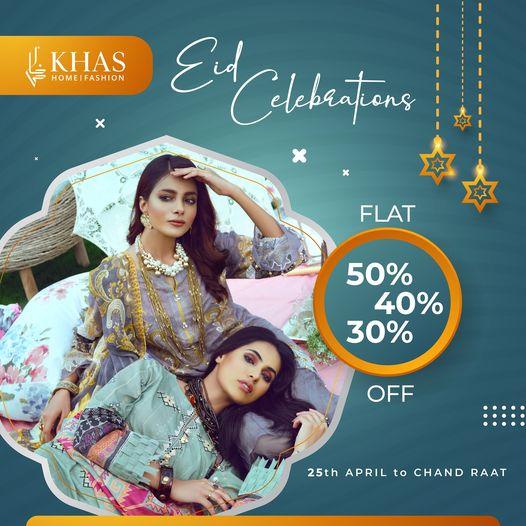 Khas Stores - Eid Sale