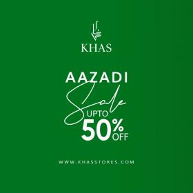 Khas Stores - Azadi Sale