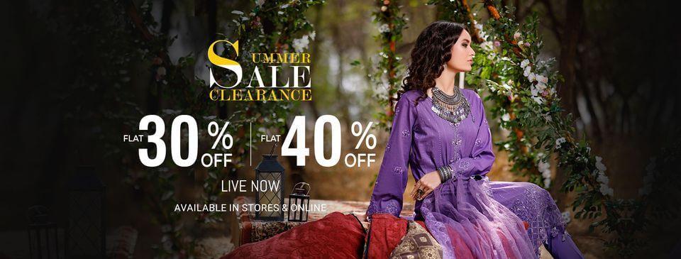 Khas Stores - Summer Clearance Sale