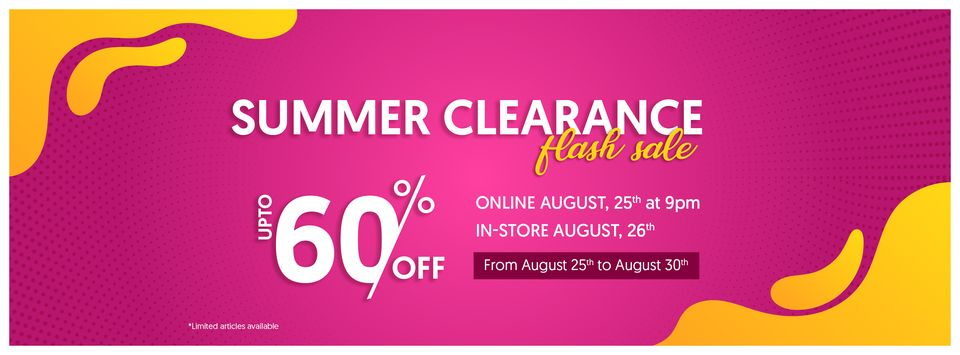 Kross Kulture - Summer Clearance Sale