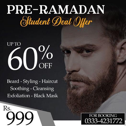 Leaf Hair Salon & Spa - Ramzan Sale