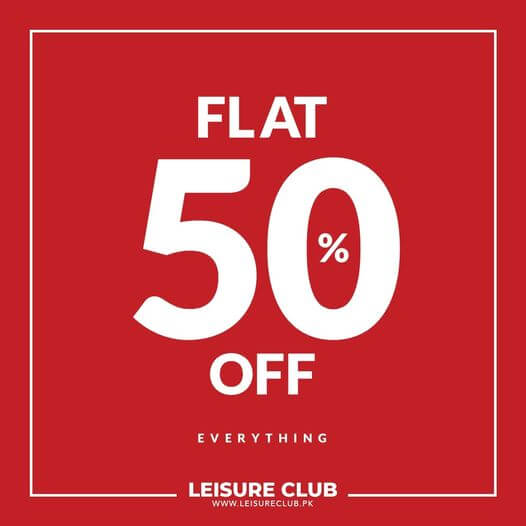 Leisure Club - Flat Sale