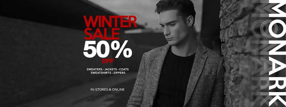 Monark - Winter Sale