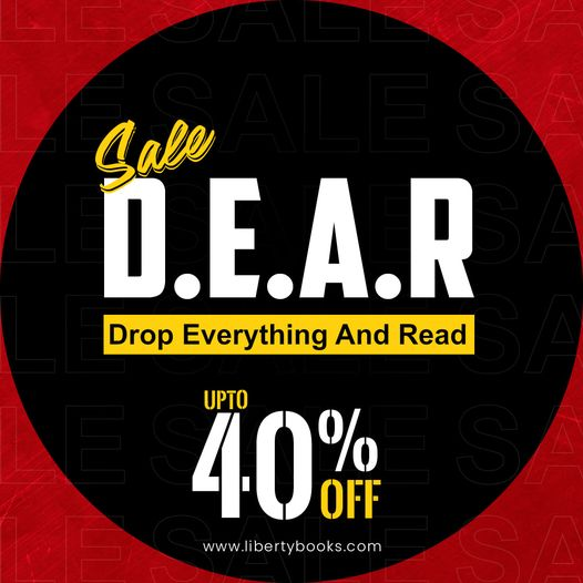 Liberty Books - Dear Sale