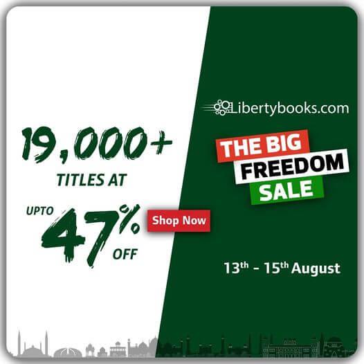 Liberty Books - Freedom Sale