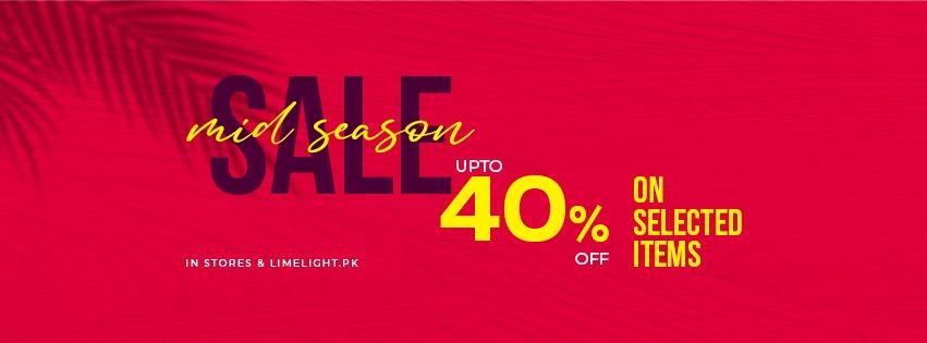 Limelight - Mid Season Sale