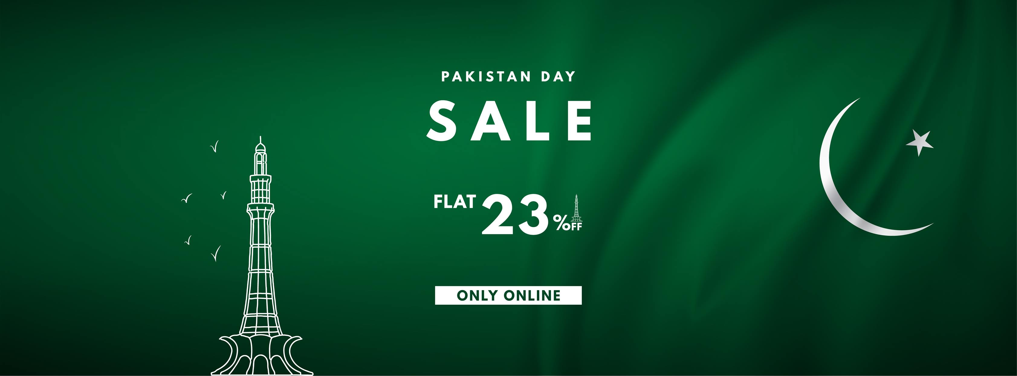 LittlePeople - Pakistan Day Sale