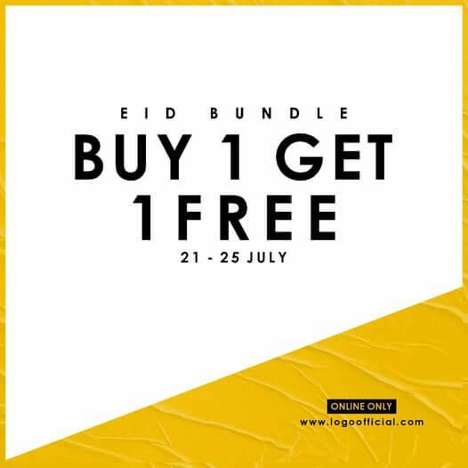 Logo - Buy 1 Get 1 Free