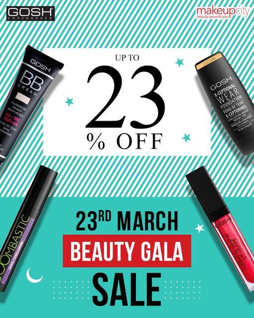 Makeup City - Beauty Gale Sale