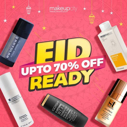 Makeup City - Eid Sale