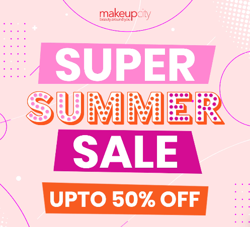 Makeup City - Super Summer Sale