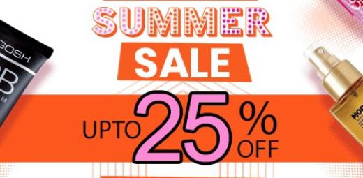 Makeup City - Summer Sale