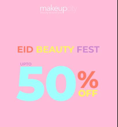 Makeup City - Eid Festive Sale