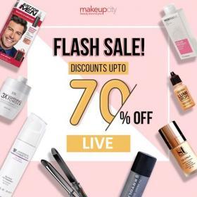 Makeup City - Flash Sale