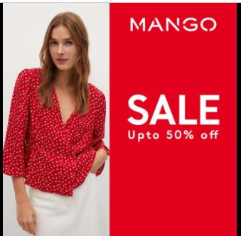 Mango Pakistan - Sale