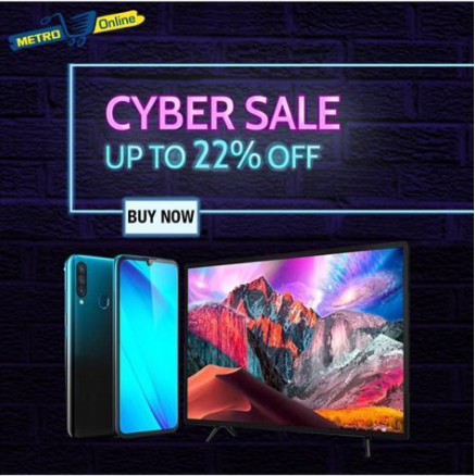 Metro Cash And Carry - Cyber Sale