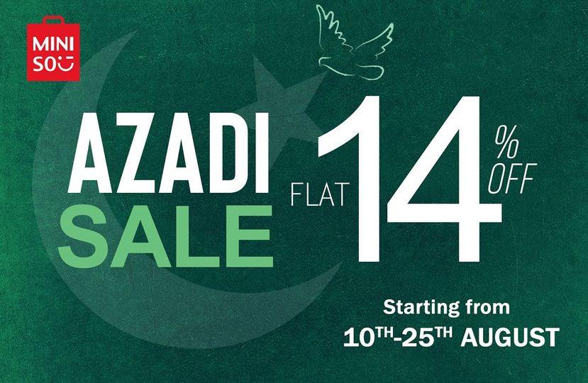 Miniso - Azadi Sale