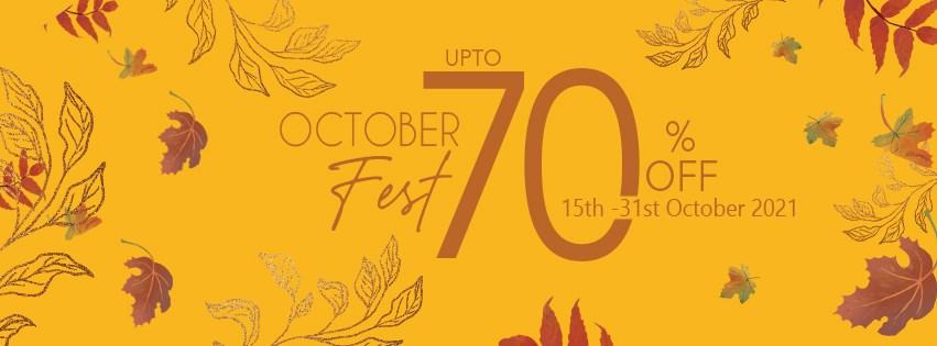 Miniso - October Fest Sale