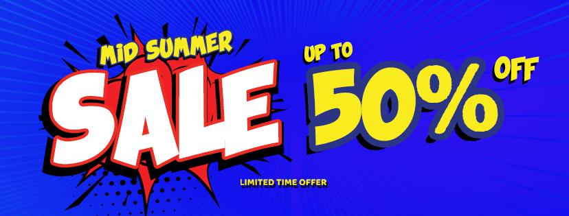 Minnie Minors - Mid Summer Sale