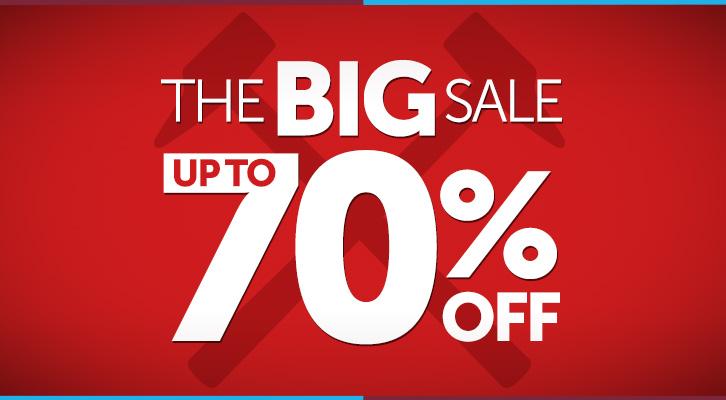 Centaurus Mall - Year End Sale 18'