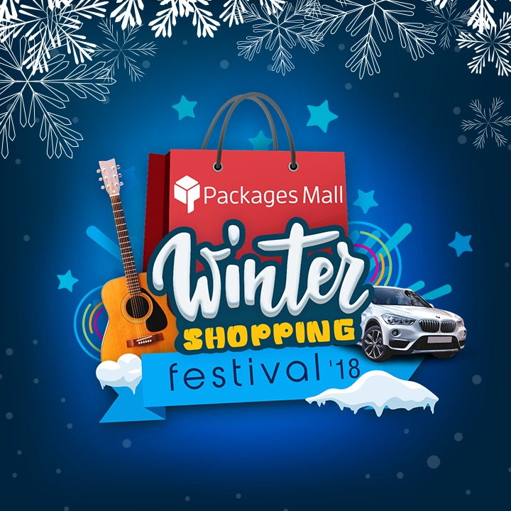 Packages Mall - Winter Shopping Festival
