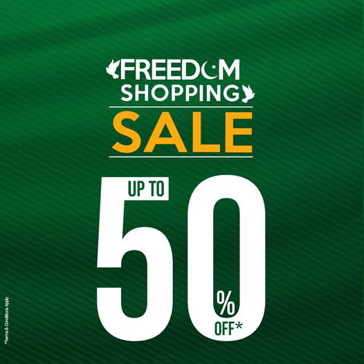 NDURE - Freedom Sale