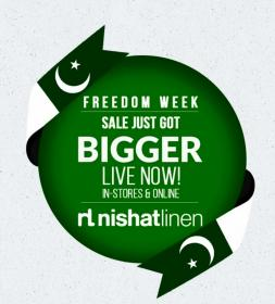 Nishat Linen - Freedom Sale