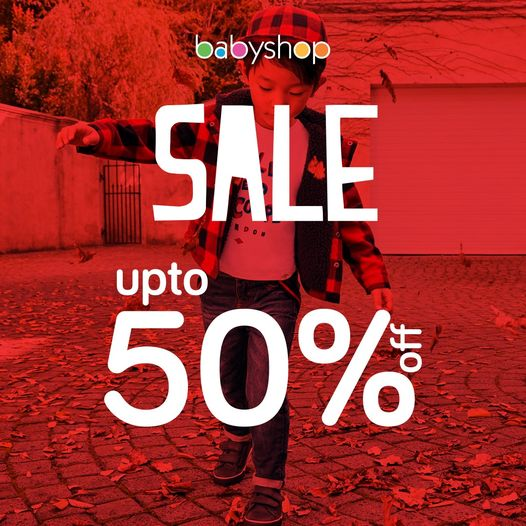 Babyshop - End Of Season Sale Is Here
