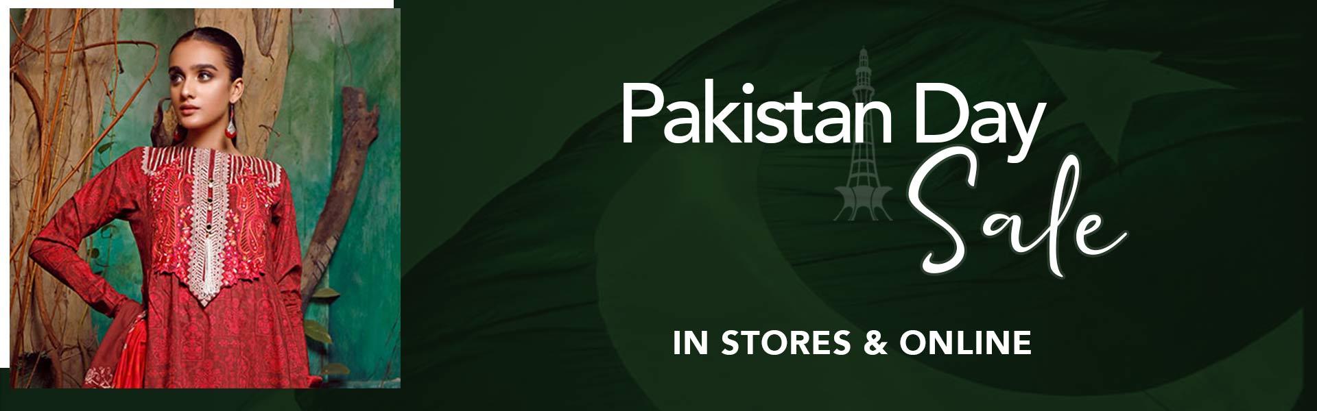 Oaks - Pakistan Day Sale