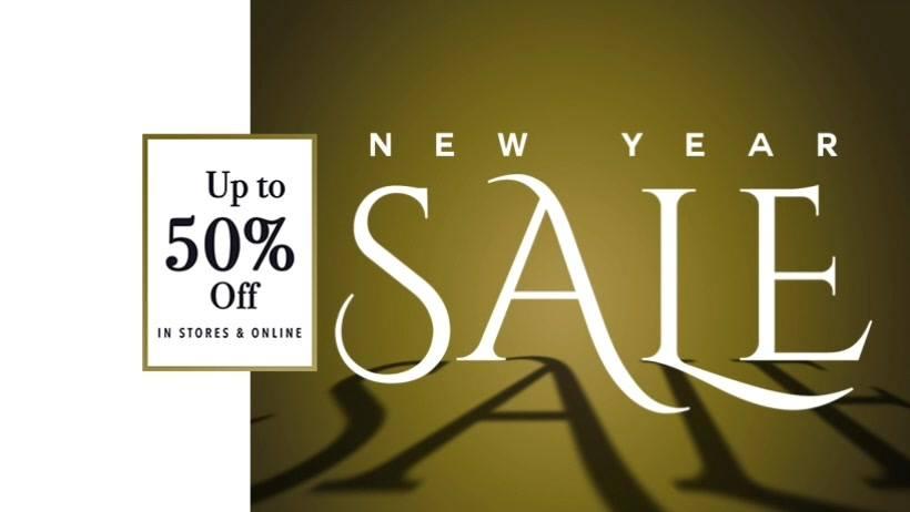 Ecs - New Year Sale