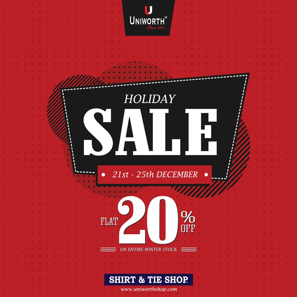 Uniworth - HOLIDAY SALE!