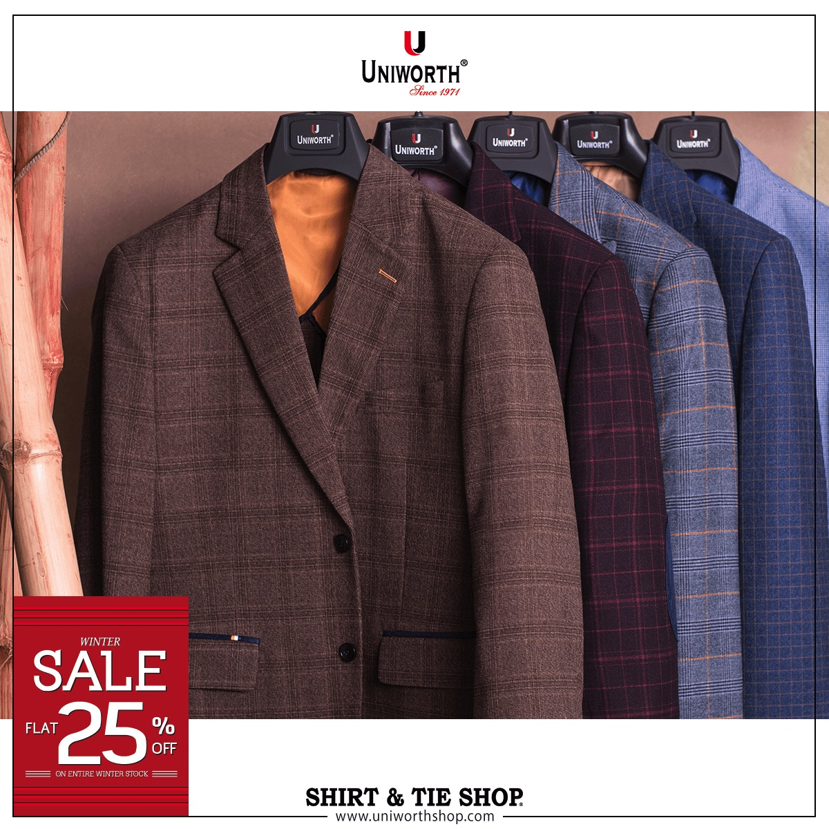 Uniworth - Winter Sale