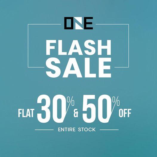 ONE PK - Flash Sale