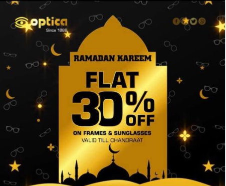 Optica - Ramzan Sale