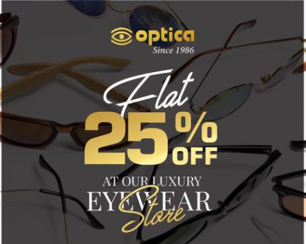 Optica - Summer Sale