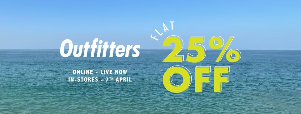 Outfitters - Spring Sale