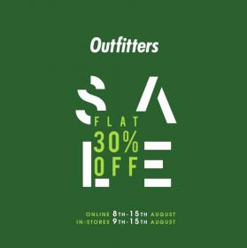 Outfitters - Azadi Sale