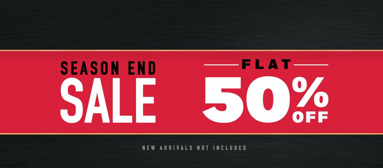 Outfitters - Season End Sale