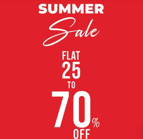 Oxford Store - Summer Sale