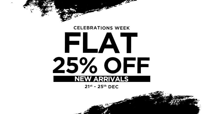 Celebrations Week Sale