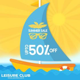 Leisure Club - SUMMER SALE
