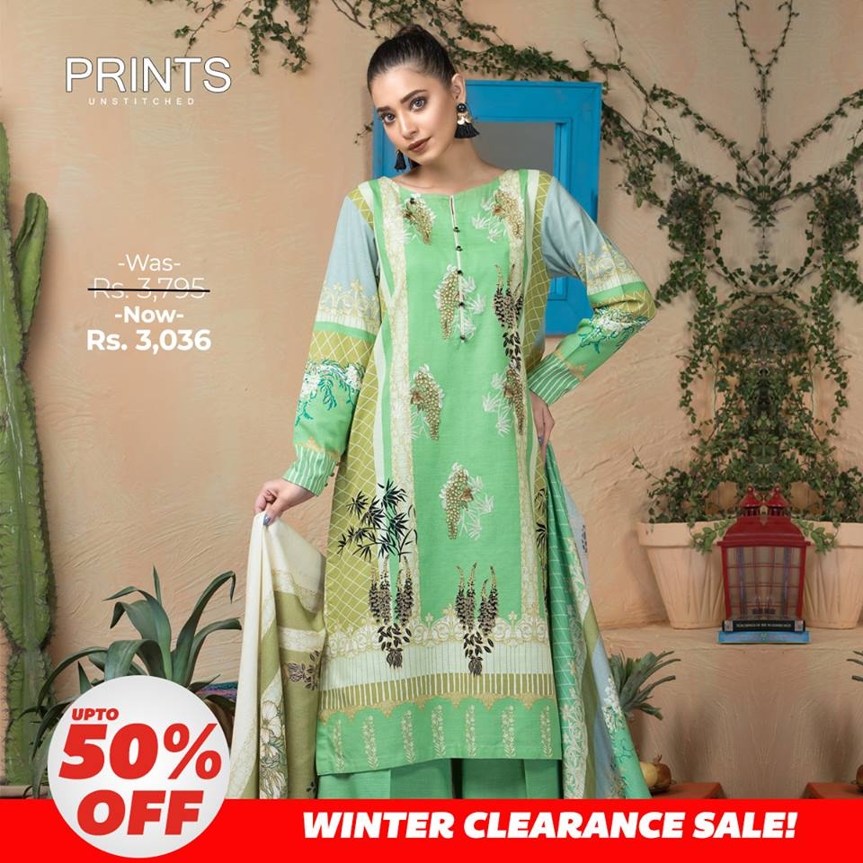 Warda - Winter Sale